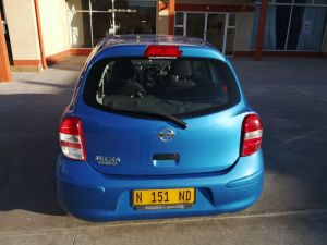 Pre-owned Nissan Micra   for sale in Namibia
