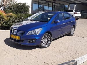 Pre-owned Suzuki Ciaz for sale in Namibia