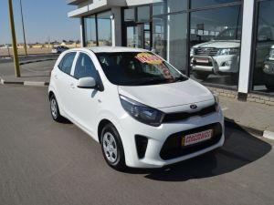 Pre-owned Kia Picanto for sale in Namibia