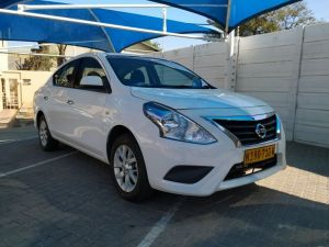 Pre-owned Nissan Almera for sale in Namibia