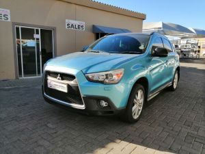 Pre-owned Mitsubishi ASX for sale in Namibia