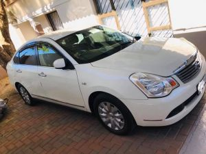 Pre-owned Nissan Bluebird for sale in Namibia