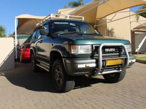 Pre-owned Isuzu Bighorn for sale in Namibia