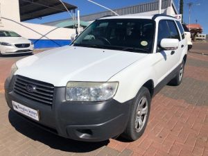 Pre-owned Subaru Forester for sale in Namibia