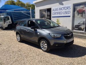 Pre-owned Opel Crossland X for sale in Namibia