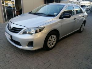 Pre-owned Toyota Corolla for sale in Namibia