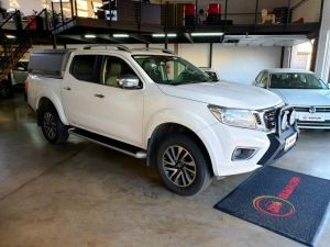Pre-owned Nissan Navara for sale in Namibia