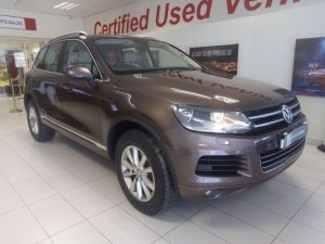 Pre-owned Volkswagen Touareg for sale in Namibia