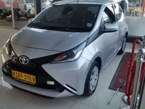 Pre-owned Toyota Aygo for sale in Namibia