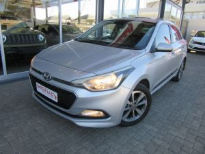 Pre-owned Hyundai i20 for sale in Namibia