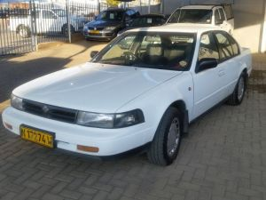 Pre-owned Nissan Maxima for sale in Namibia