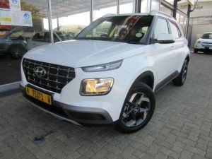 Pre-owned Hyundai Venue for sale in Namibia