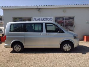 Pre-owned Volkswagen T5 for sale in Namibia