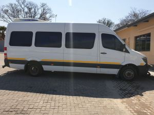 Pre-owned Mercedes-Benz Sprinter for sale in Namibia