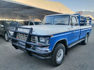 Pre-owned Ford F250 for sale in Namibia