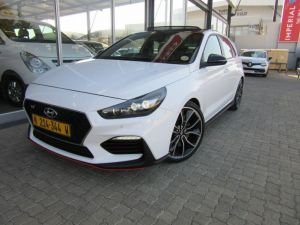 Pre-owned Hyundai i30 for sale in Namibia