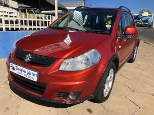 Pre-owned Suzuki SX4 for sale in Namibia