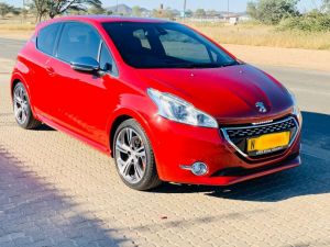 Pre-owned Peugeot Gti for sale in Namibia