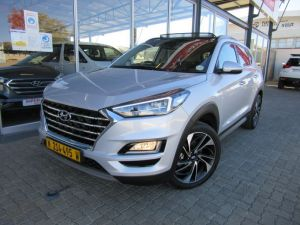 Pre-owned Hyundai Tucson for sale in Namibia