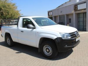 Pre-owned Volkswagen Amarok for sale in Namibia