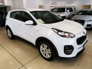Pre-owned Kia Sportage for sale in Namibia