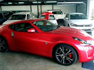 Pre-owned Nissan 370Z for sale in Namibia