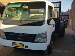 Pre-owned Mitsubishi Canter for sale in Namibia