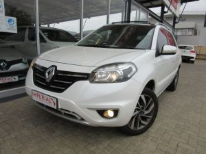Pre-owned Renault Koleos for sale in Namibia