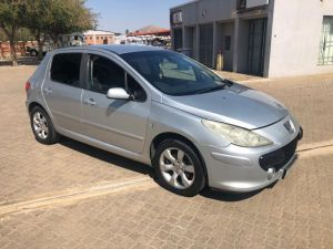 Pre-owned Peugeot 307 for sale in Namibia