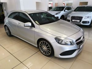 Pre-owned Mercedes-Benz A Class for sale in Namibia