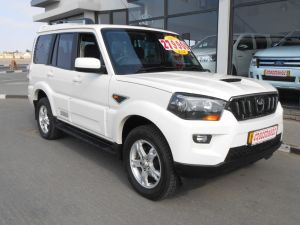 Pre-owned Mahindra Scorpio for sale in Namibia