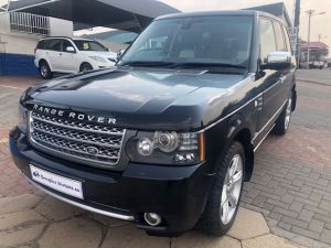 Pre-owned Land Rover Range Rover for sale in Namibia