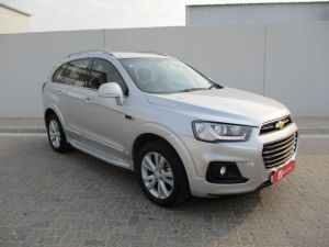 Pre-owned Chevrolet Captiva for sale in Namibia