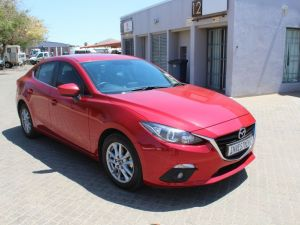 Pre-owned Mazda 3 for sale in Namibia
