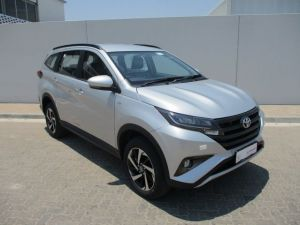 Pre-owned Toyota Rush for sale in Namibia