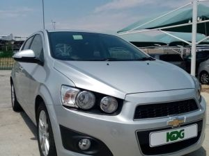 Pre-owned Chevrolet Sonic for sale in Namibia