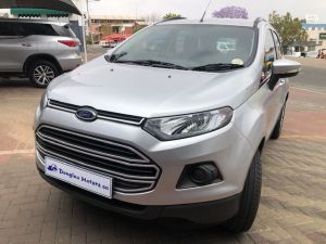 Pre-owned Ford Ecosport for sale in Namibia