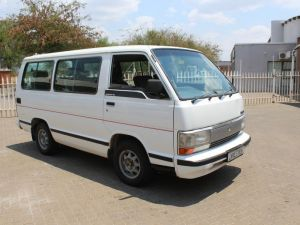 Pre-owned Toyota HiAce for sale in Namibia
