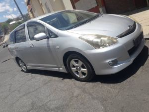 Pre-owned Toyota Wish for sale in Namibia