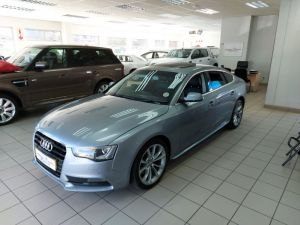 Pre-owned Audi A5 for sale in Namibia