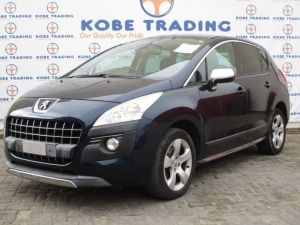 Pre-owned Peugeot 3008 for sale in Namibia
