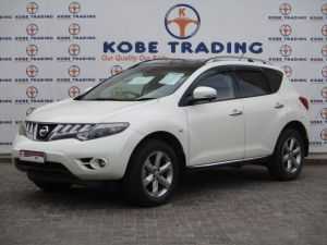 Pre-owned Nissan Murano for sale in Namibia