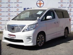 Pre-owned Toyota Alphard for sale in Namibia