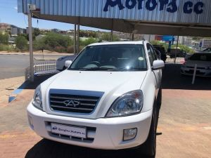 Pre-owned Chery Tiggo for sale in Namibia