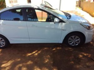 Pre-owned Hyundai Accent for sale in Namibia