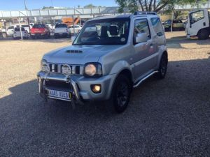 Pre-owned Suzuki Jimny for sale in Namibia