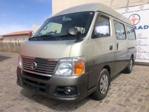 Pre-owned Nissan Caravan for sale in Namibia