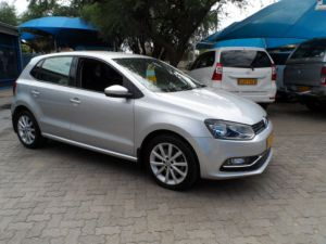 Pre-owned Volkswagen Polo for sale in Namibia