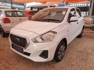Pre-owned Datsun Go for sale in Namibia
