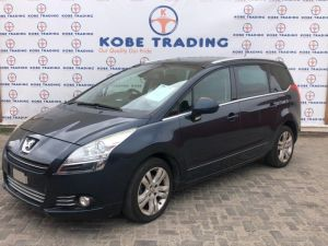 Pre-owned Peugeot 5008 for sale in Namibia